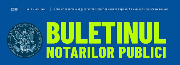 Uniunea Nationala a Notarilor Publici din Romania